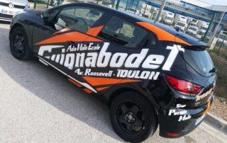 voiture auto école Toulon Guignabodet