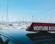 voiture auto-école port de Toulon