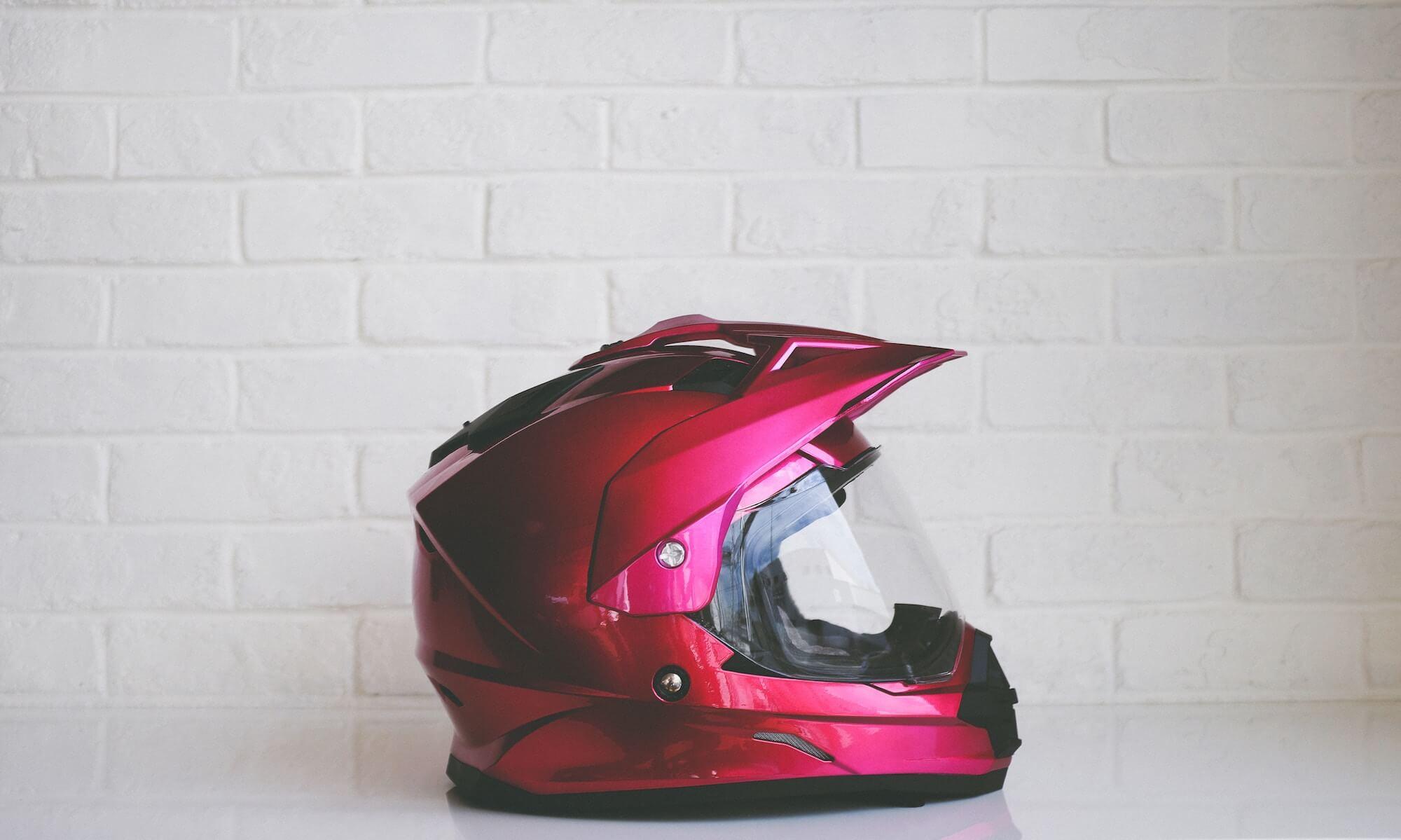 casque moto pour permis moto à Toulon