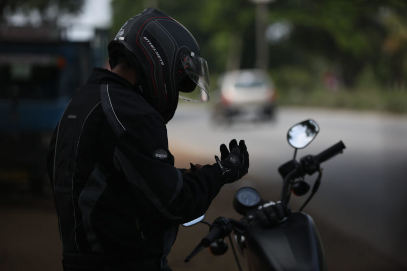 équipements pour permis moto à Toulon